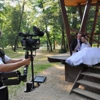 Foto z natáčení svateb